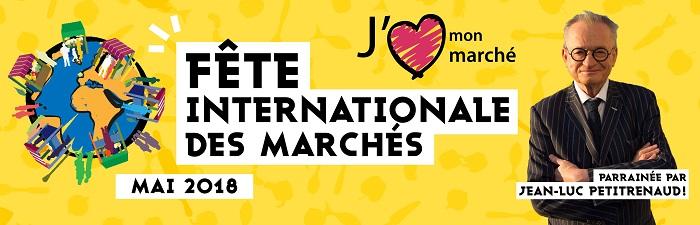 J'aime mon marché : L'Haÿ-les-Roses fête le marché du 11 au 27 mai 2018.