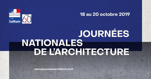 Montreuil fête les Journées de l'architecture ? 18, 19 et 20 octobre 2019