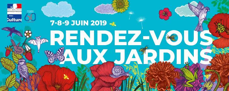 «Rendez-vous aux jardins» 2019 ? Sortir dans les environs de Saint-Clément-de-Rivière