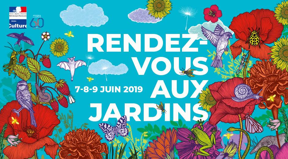 Rendez-vous aux jardins dans le 16e arrondissement de Paris