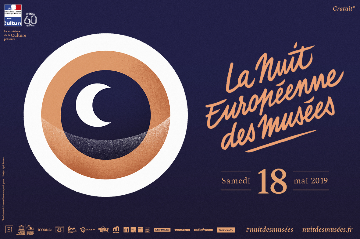 Nuit des musées près de Saint-Clément-de-Rivière-samedi 18 mai 2019