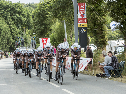 Tour de France à Florensac