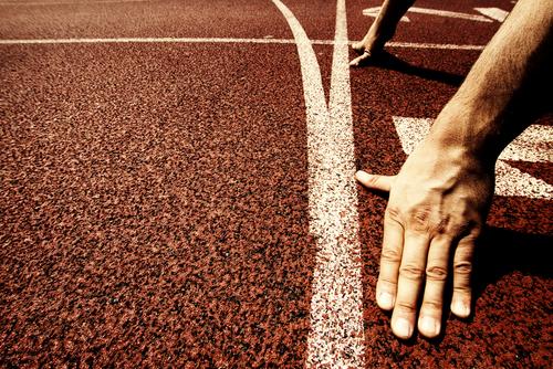athlétisme à Perpignan