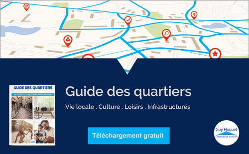 Guide des quartiers de Cannes