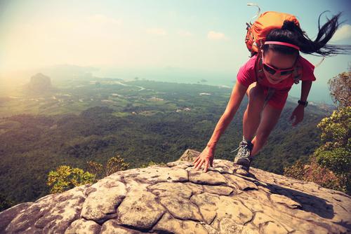 Activité sportive : trouvez un lieu d'escalade à Saint-Cyr-en-Val et dans ses environs