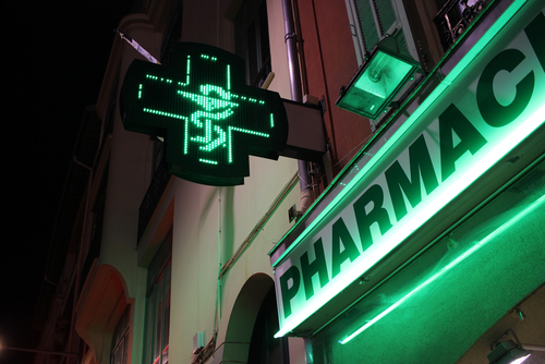 pharmacies à Jaudrais