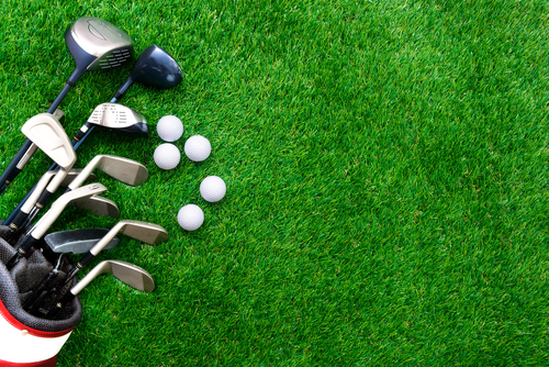 faire du golf à Genas