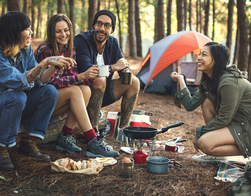 campings autour de Dammartin-en-Goële