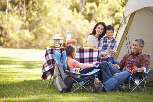 campings autour d'Orange