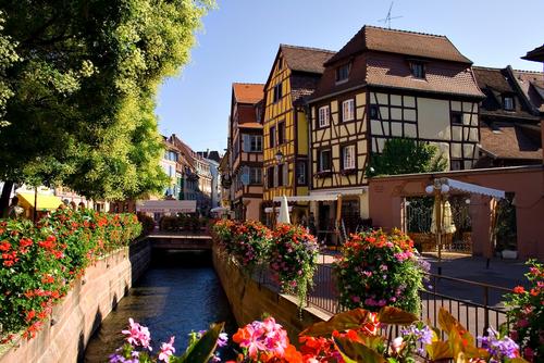 villes et villages fleuris Sèvres